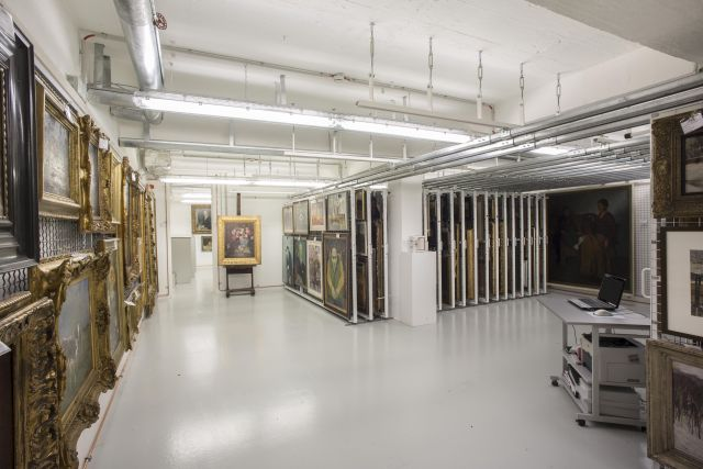 Ansicht Galerie Rosenheim